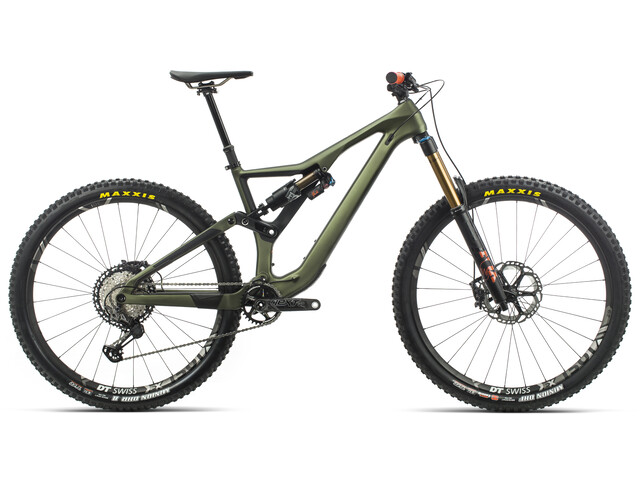 ORBEA Rallon M-Team, green/orange